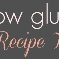 Know Gluten Recipe Index