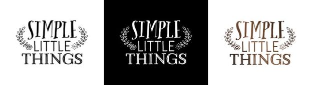 Simple Little Thing Logos Download