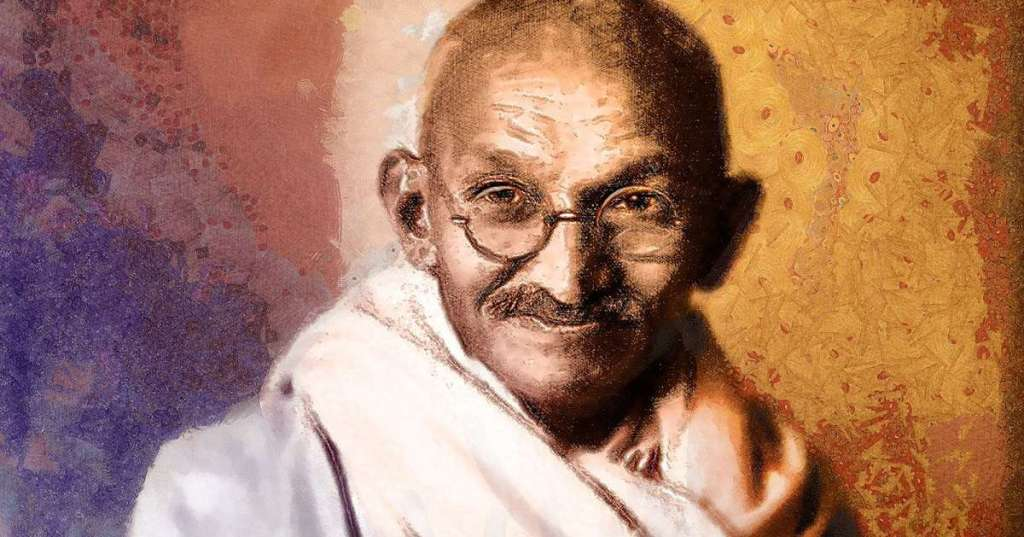 WEBSITE: Gandhi Was A Creepy Racist…