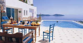 NO B.S. FRIDAY: Does owning a Greek villa equal happiness?