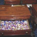 The U.S. Senate's Secret Candy Desk