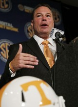 Butch Jones, 2013 SEC Media Days