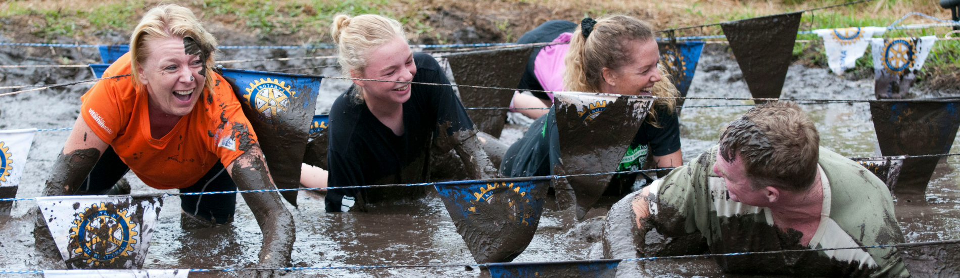 SPLASH Mud Run