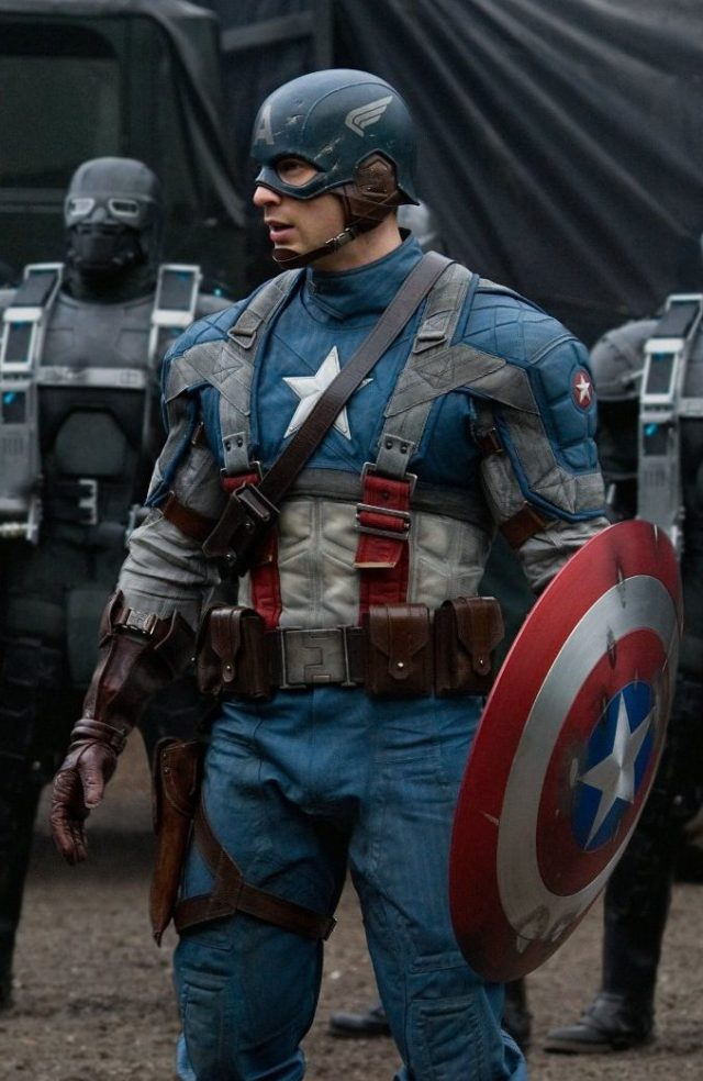 captain america the first avengers