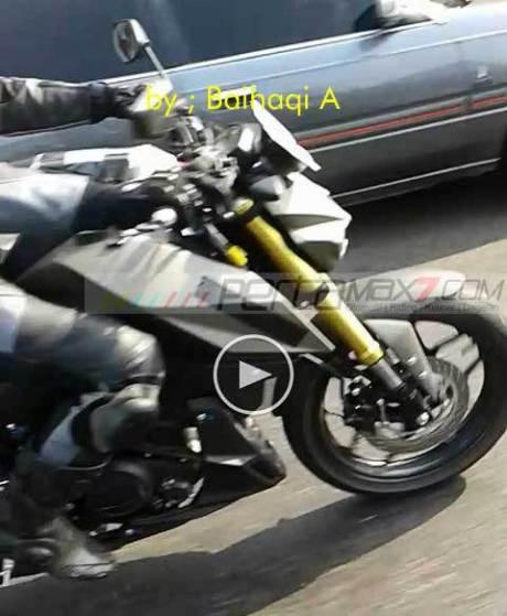 Shock USD Yamaha MT15