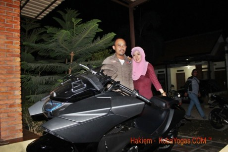 Bapak Syaiful dan Ibu Yuni
