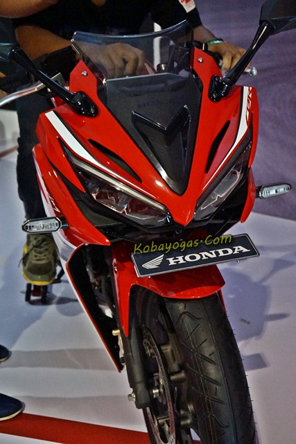 new cbr150r facelift 2016 racing red