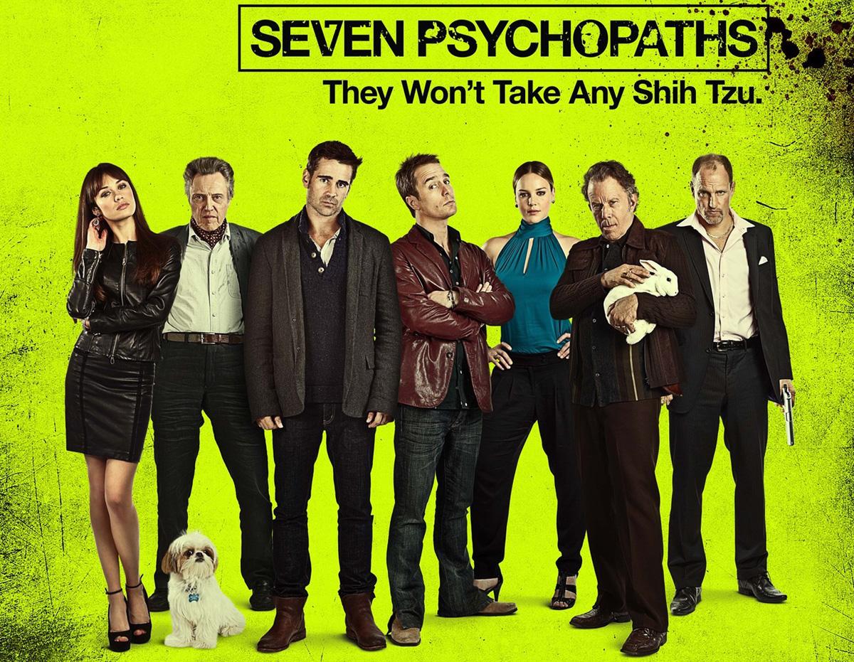Seven Psychopaths - Kobestarr.com