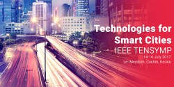 "IEEE TENSYMP 2017 – ""Technologies for Smart Cities"""