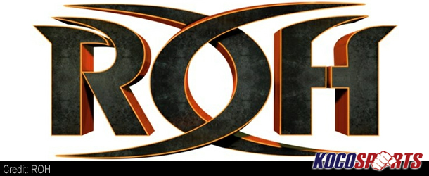 Ring of Honor vacates the tag team titles due to departure of Kenny King