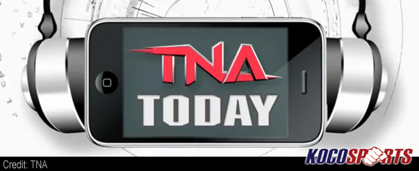 Video: TNA Today – Wednesday Edition – 09/19/12 – (Interview with Sonjay Dutt)