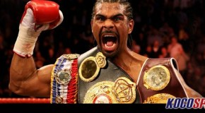 Former heavyweight champion David Haye to fight Manuel Charr in June
