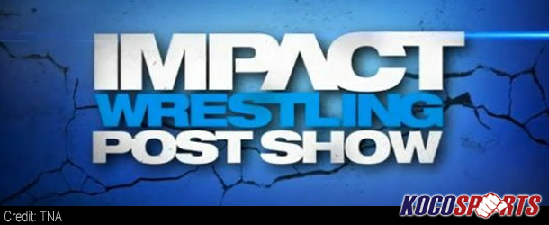 Video: TNA Impact Wrestling – Post Show – (JB & Val with Kurt Angle, Daniels, Kazarian, Crimson)