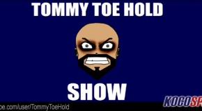 Tommy Toe Hold Cartoon: GSP's Car Stolen