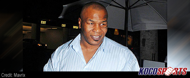 New Zealand bans former boxing champ Mike Tyson