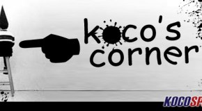"Column: Koco's Corner #31 – (The Three Combat Sports ""Stars of the Week"" of 10/14 to 10/20 2012)"