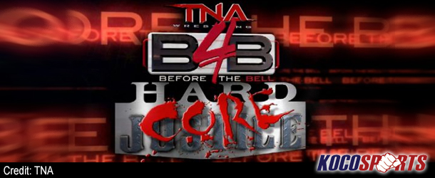 "Video: TNA Before the Bell – ""Hardcore Justice"" – 08/10/12 – (Full Show)"