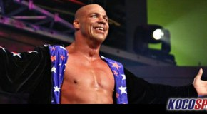 Video: Kurt Angle on his Olympic career and the future of Olympic Wrestling