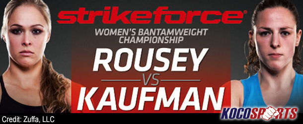 Video: Breaking coverage of Strikeforce &#8211; &#8220;Rousey vs. Kaufman&#8221; &#8211; 08/18/12 &#8211; (Live Now)