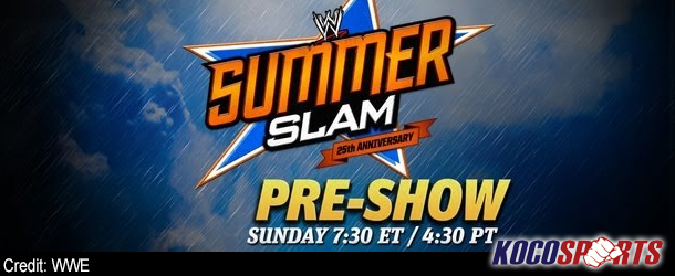 Video: WWE SummerSlam – Pre-Show – 08/19/12 – (Live @ 7:30PM EST)