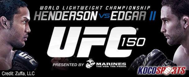 "Video: UFC 150 ""Henderson vs. Edgar II"" – 08/11/12 – (Full Show)"