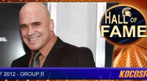 Bas Rutten inducted into the Kocosports.com Combat Sports Hall of Fame