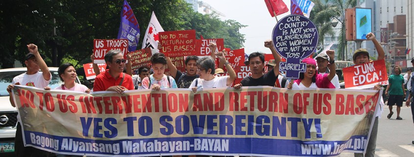 Filipinos express outrage over Supreme Court EDCA ruling