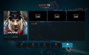 Gears Tv Kodi addon installation for IPTV in krypton 17 - Kodiforu