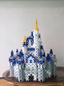 シンデレラ城昼