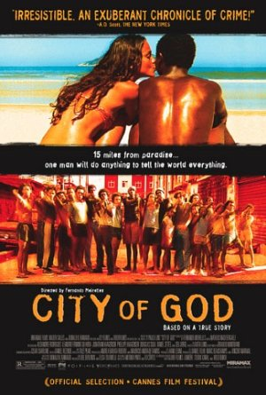 City of God poster