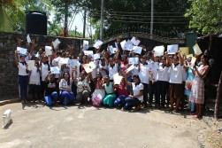 De studenten zijn blij!