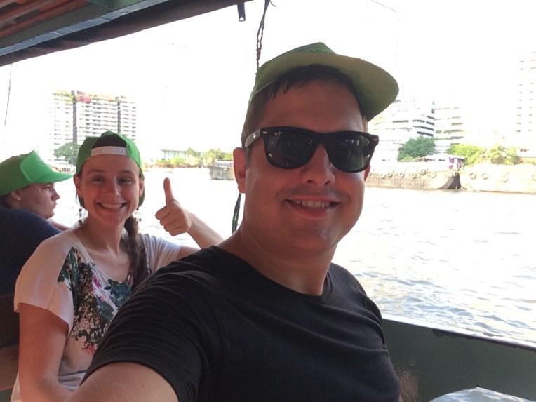 Cycle tour Bangkok