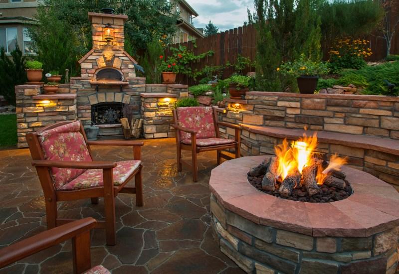 Large Of Backyard Decor Ideas