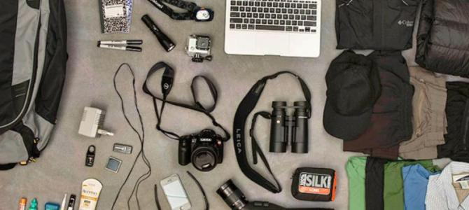 Birding Kit Essentials for a Full Month Birding in Peru