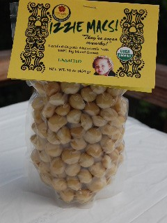 Organic Macadamia Nuts The freshest nuts available!