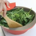 EAトCO Nabe クッキングレシピ Vol.06「豚肉と青菜炒め」