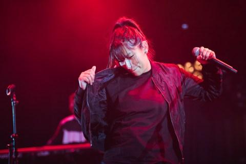 Ana Tijoux at Roskilde Festival 2016 #rf16