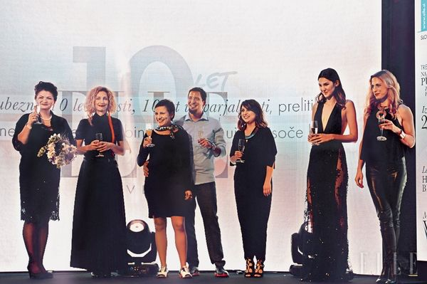 Grand Hotel Union hosted Elle Style Awards 2015
