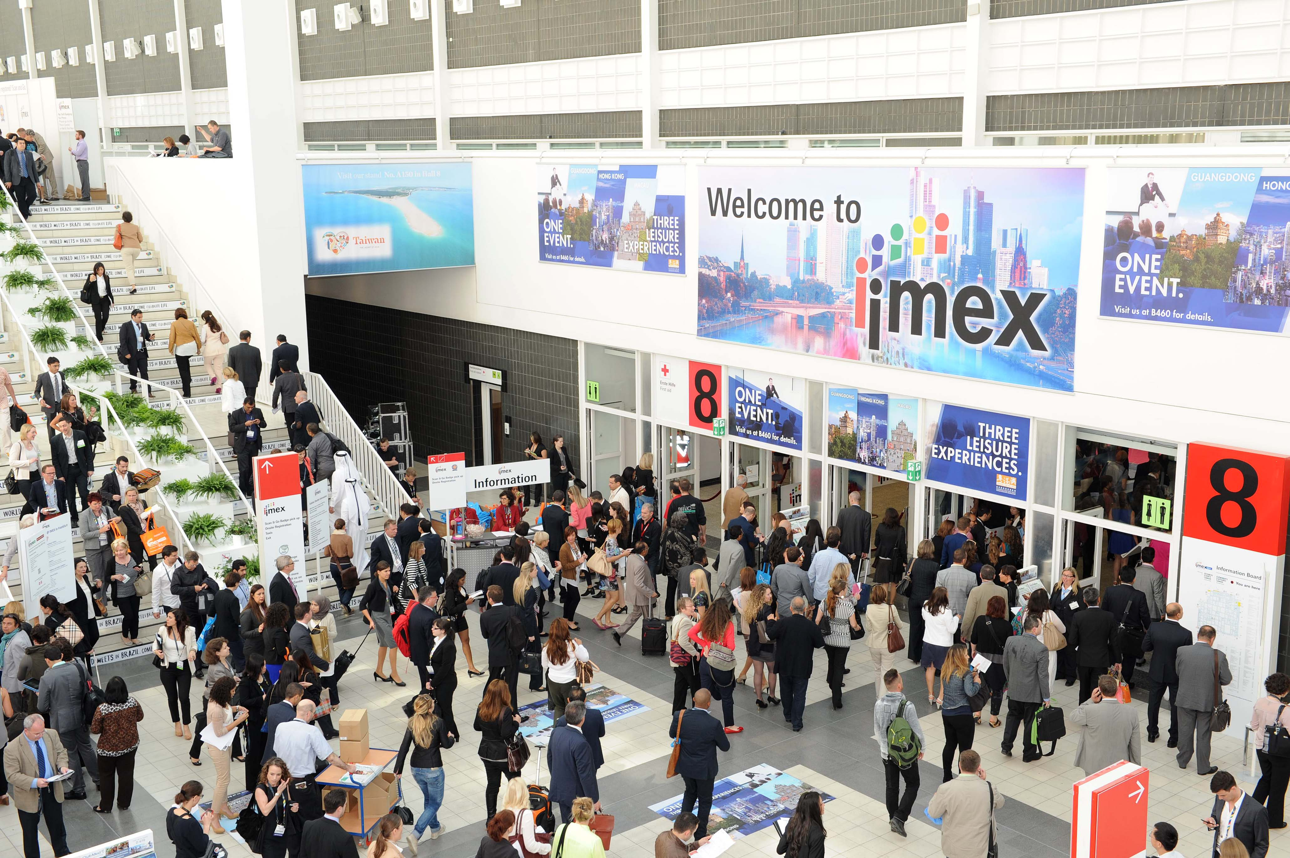 redesigned association day at imex puts emphasis on peer to peer the