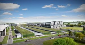 Aberdeen Exhibition and Conference Centre (AECC)
