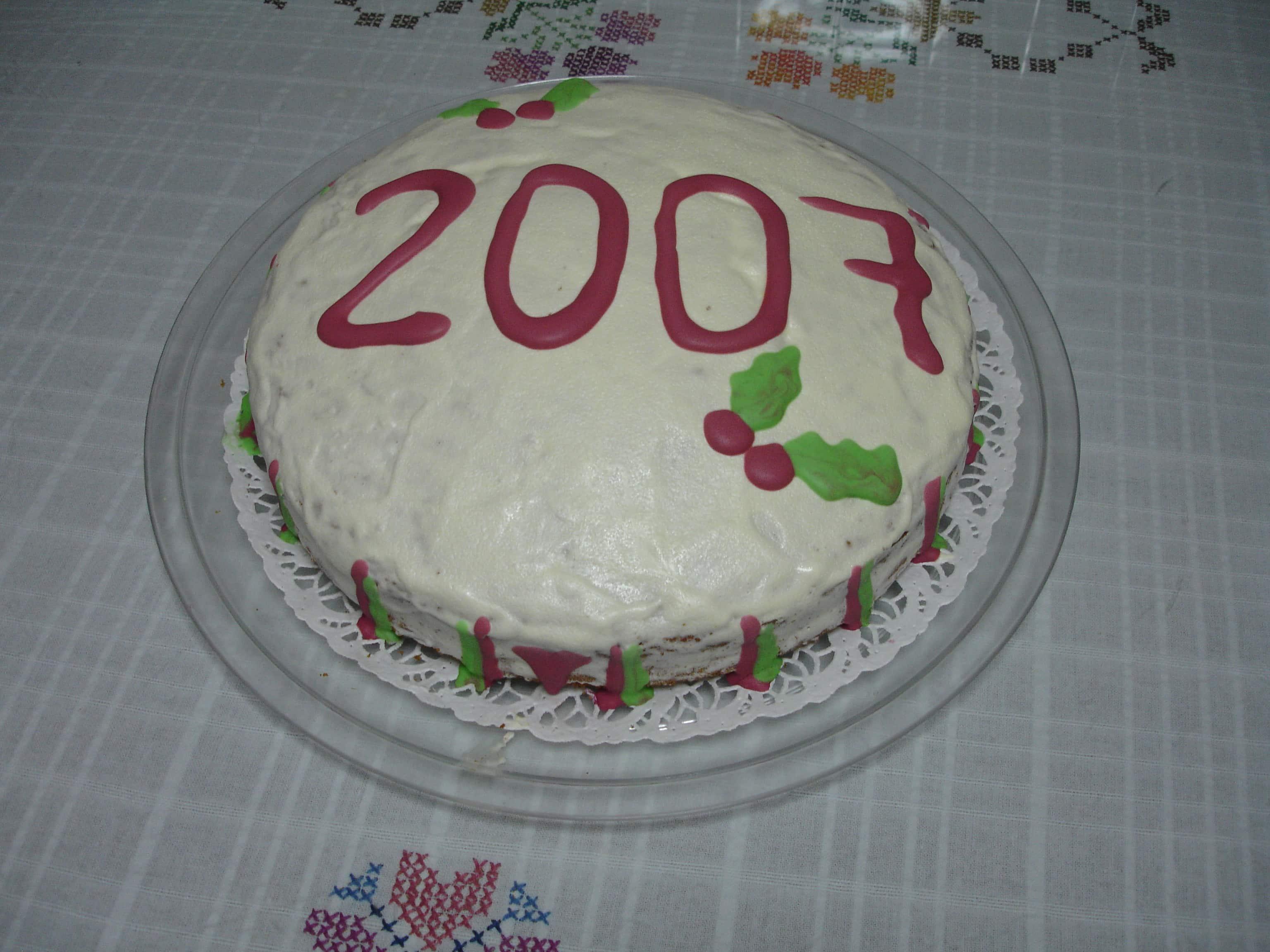 vassilopita 2007