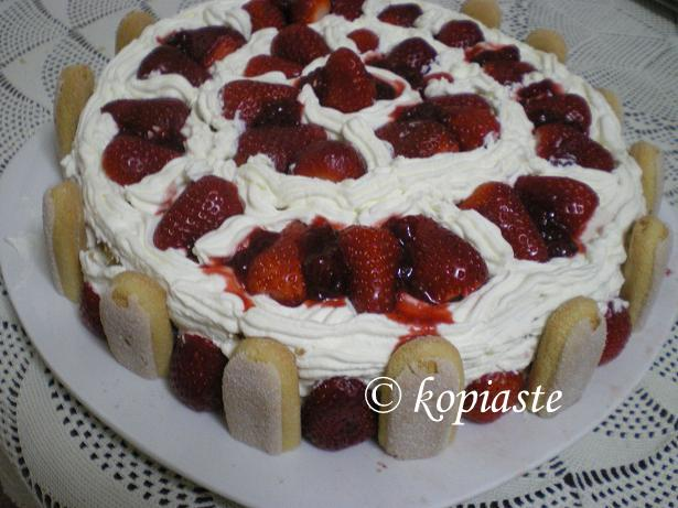 torta fragole new. JPG