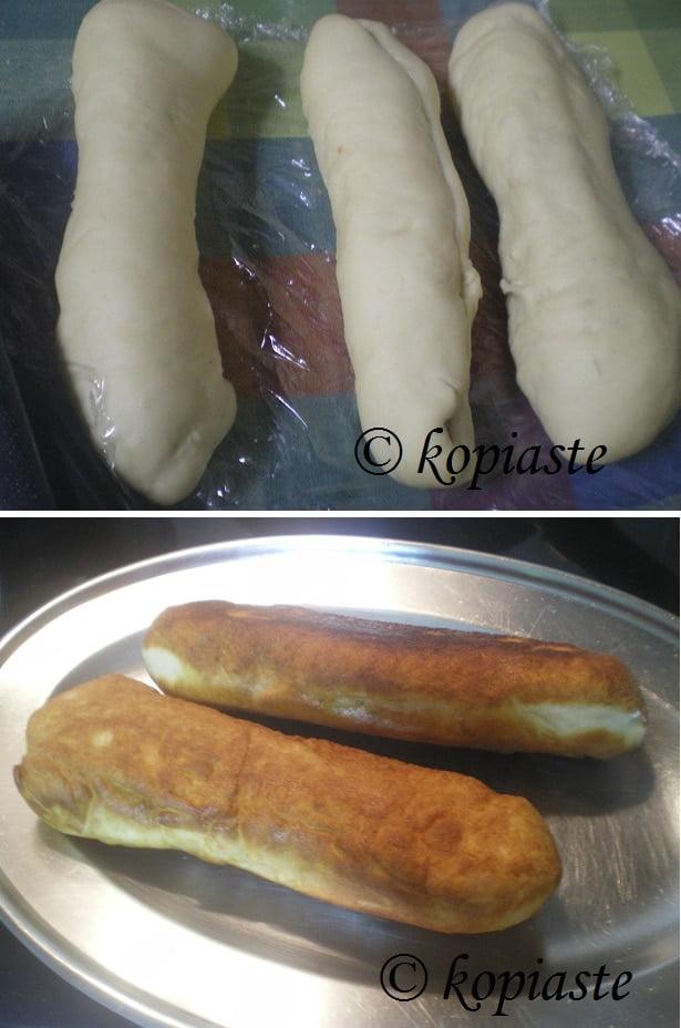Sausage Piroshki