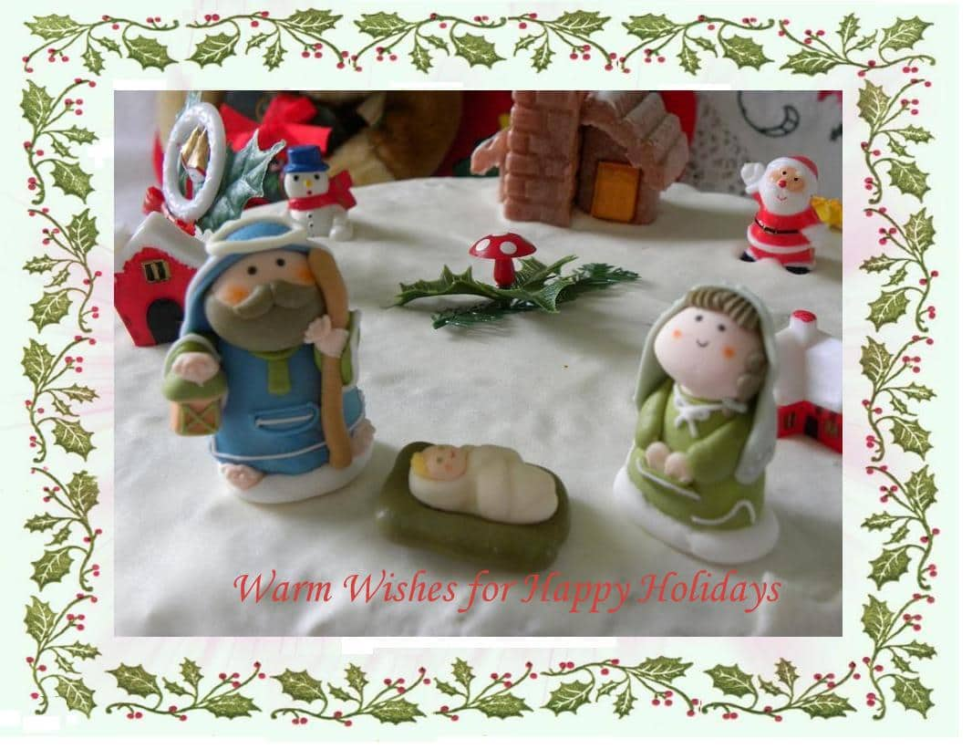 My Merry Christmas-Cards 2