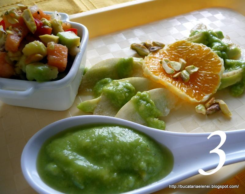 3 Papaya and Avocado Salad by Elena