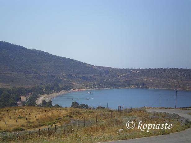Karathonas beach. 2JPG