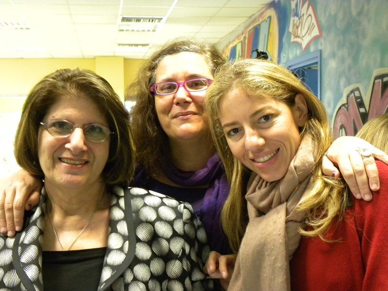 Marianna, Katerina and Ivy