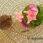Κρέμα Πόσετ Σοκολάτας-Λεμονιού Με Σαβουαγιάρ