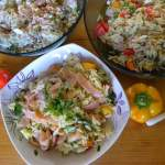 5 Healthy and Colourful Kritharaki (Orzo) Salads