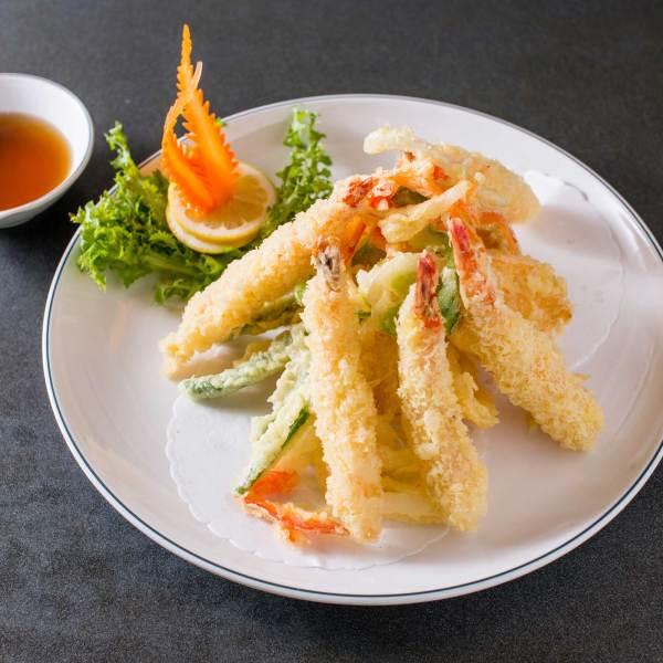 Shrimp Tempura 새우튀김